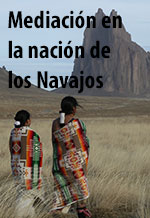 Mediación en la nación de los Navajos