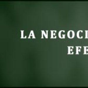 La Negociación Efectiva: Técnicas para conseguir más