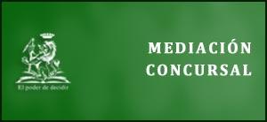mediacion concursal